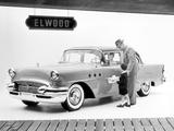 Photos of Buick Special 4-door Sedan (41-4469) 1955