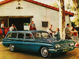 Photos of Buick Special Wagon 1961