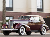 Pictures of Buick Special Convertible Phaeton (38-40C) 1938