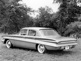 Pictures of Buick Special Sedan (4019) 1961