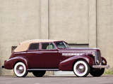 Buick Special Convertible Phaeton (38-40C) 1938 wallpapers