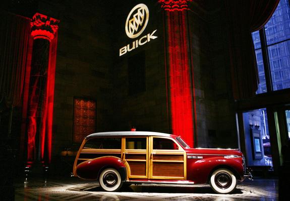 Buick Super Estate Wagon 59 1940 Pictures