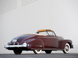 Buick Super Eight Convertible Coupe (56C) 1941 images