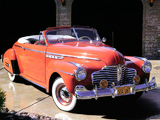 Buick Super Eight Convertible Coupe (56C) 1941 pictures