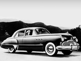 Buick Super Eight 4-door Sedan (51) 1949 wallpapers