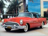 Buick Super Riviera Hardtop (56R-4537) 1954 wallpapers