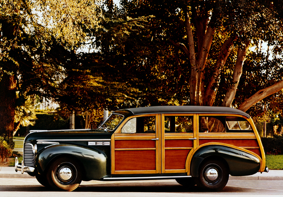 Images Of Buick Super Estate Wagon 59 1940