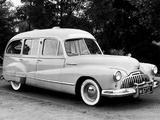 Images of Buick Super Ambulance by Visser 1946