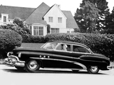 Photos of Buick Super Riviera Sedan (52-4519) 1952
