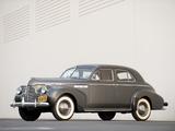 Pictures of Buick Super Eight 4-door Sedan 1940–42