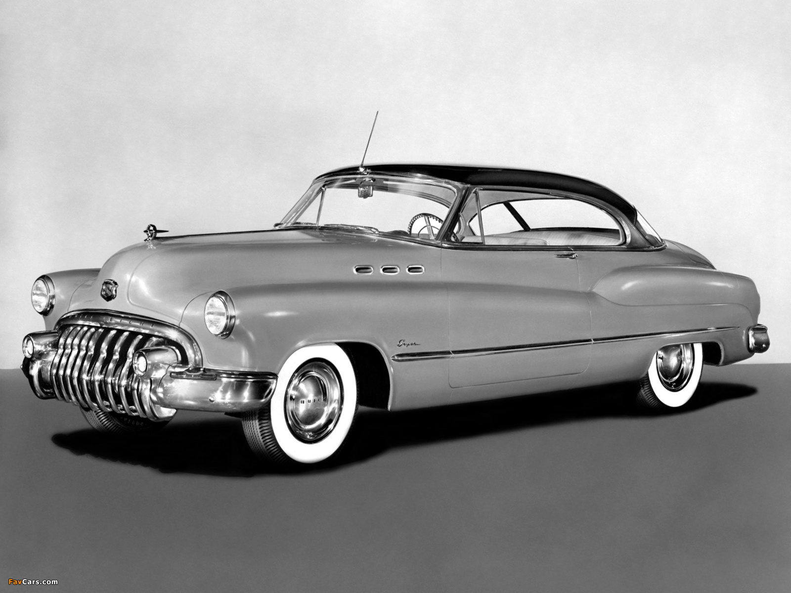 Pictures of Buick Super Riviera Hardtop Coupe (56R-4537) 1950 (1600 x 1200)