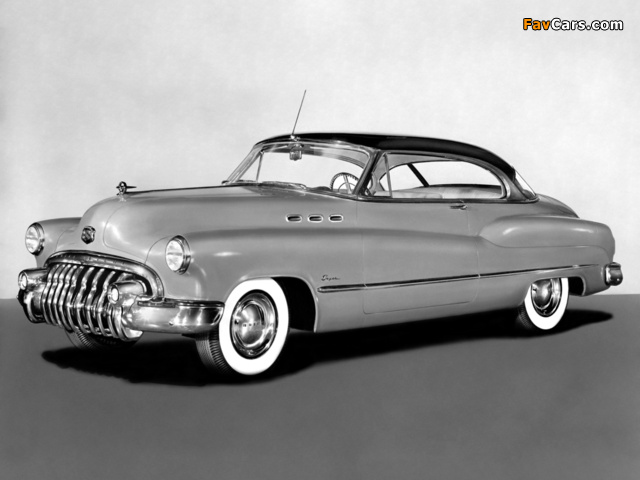 Pictures of Buick Super Riviera Hardtop Coupe (56R-4537) 1950 (640 x 480)