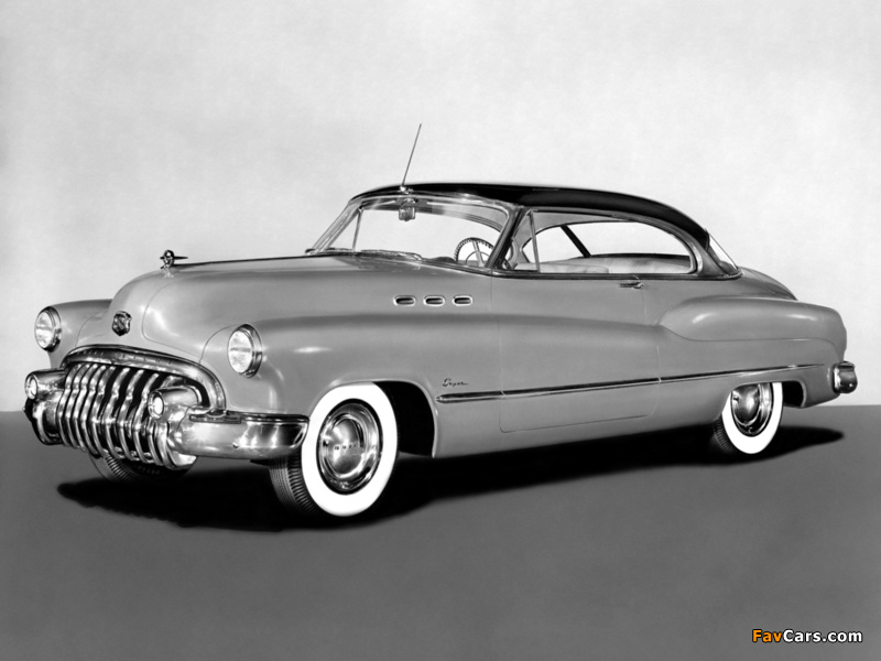 Pictures of Buick Super Riviera Hardtop Coupe (56R-4537) 1950 (800 x 600)