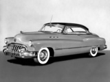 Pictures of Buick Super Riviera Hardtop Coupe (56R-4537) 1950