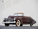 Buick Super Eight Convertible Coupe (56C) 1941 wallpapers