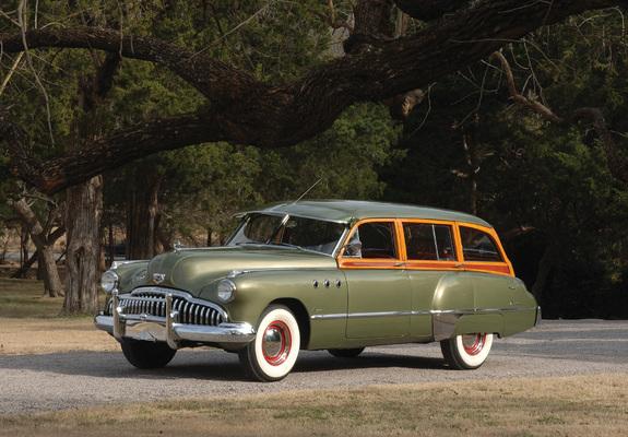 Buick Super Estate Wagon 59 1949 Wallpapers