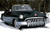 Buick Super Convertible (56C-4567) 1950 wallpapers