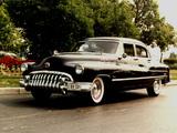 Buick Super Riviera Sedan (52-4519) 1950 wallpapers