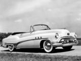 Buick Super Convertible (56C-4567X) 1951 wallpapers