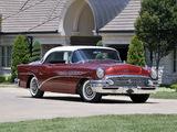 Buick Super Riviera Hardtop (56R-4537) 1955 wallpapers