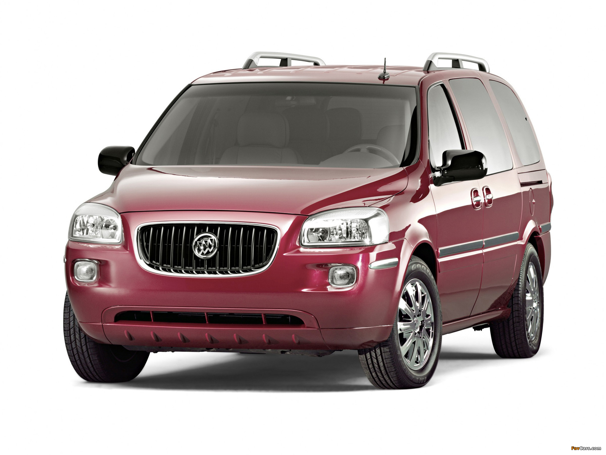 Buick Terraza 2004–07 pictures (2048 x 1536)