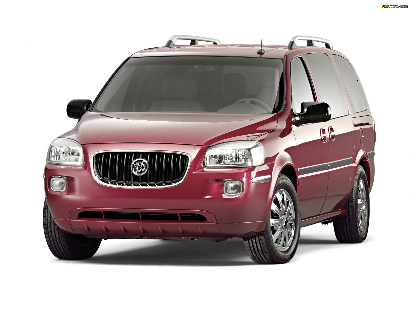 Buick Terraza 2004–07 pictures (1600 x 1200)
