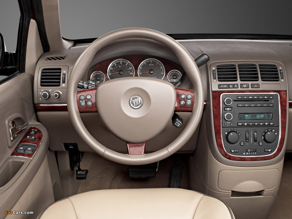 Images of Buick Terraza 2004–07 (1024 x 768)