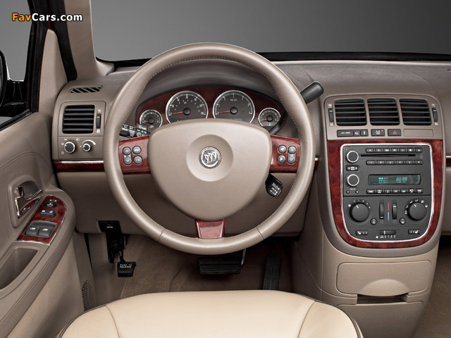 Images of Buick Terraza 2004–07 (640 x 480)