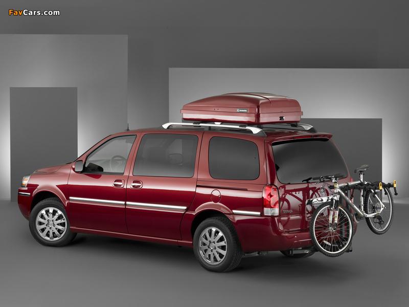 Photos of Buick Terraza 2004–07 (800 x 600)