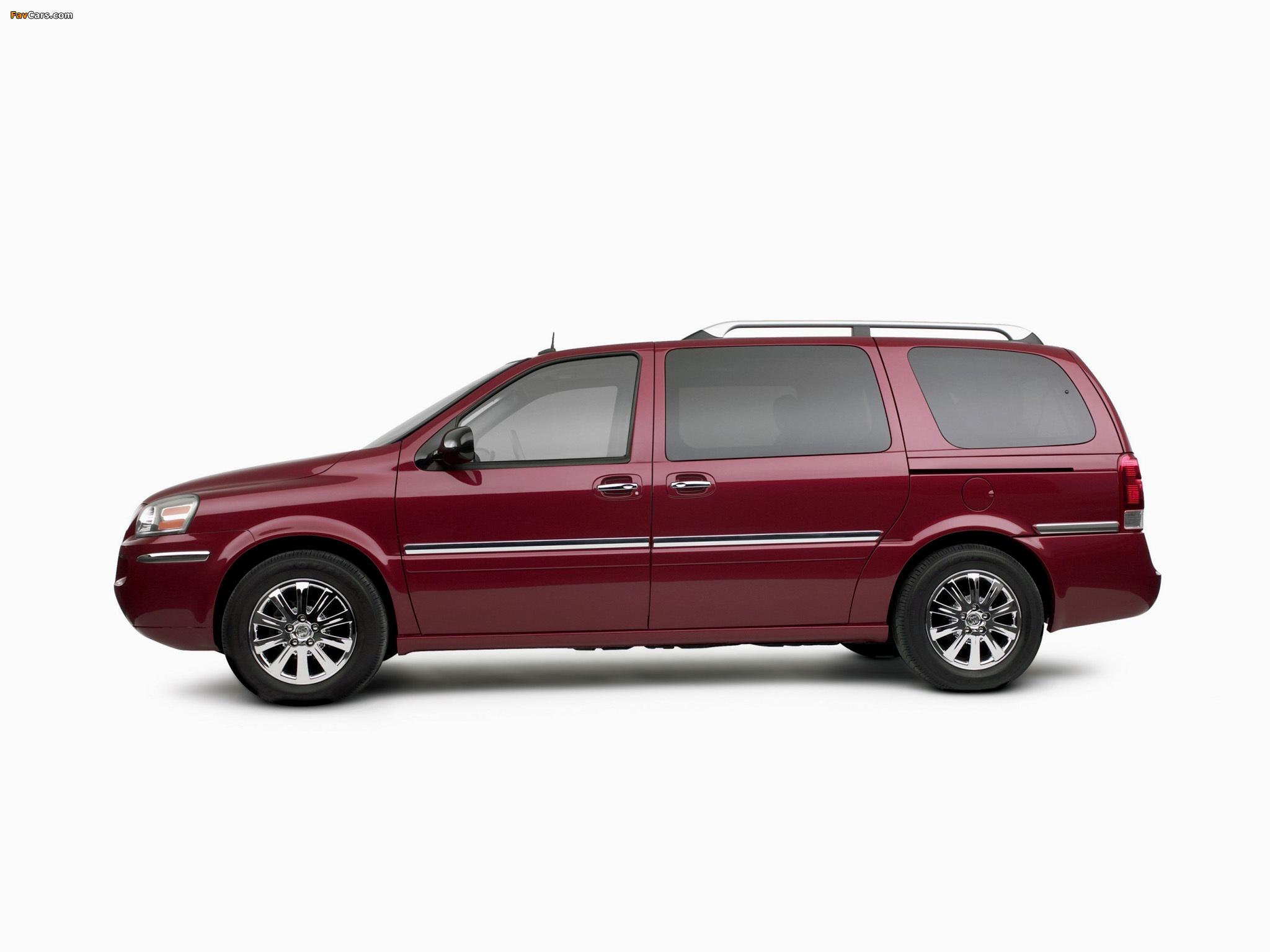 Photos of Buick Terraza 2004–07 (2048 x 1536)