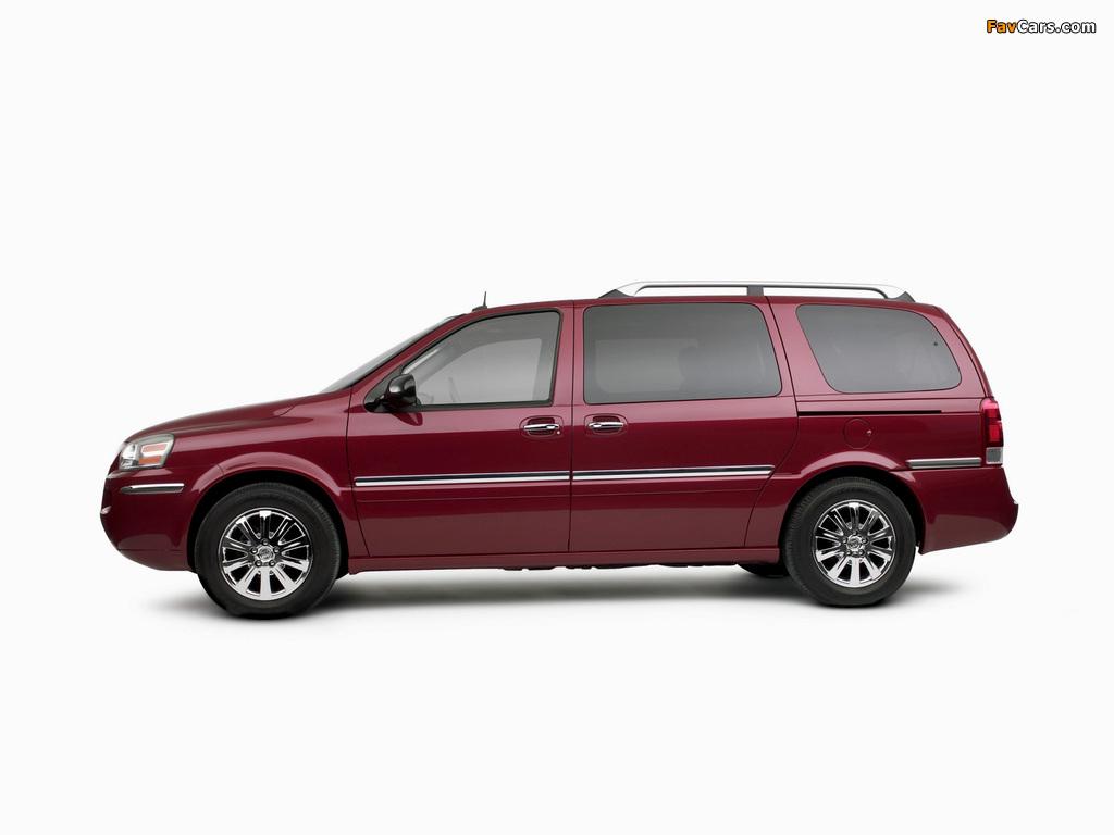 Photos of Buick Terraza 2004–07 (1024 x 768)