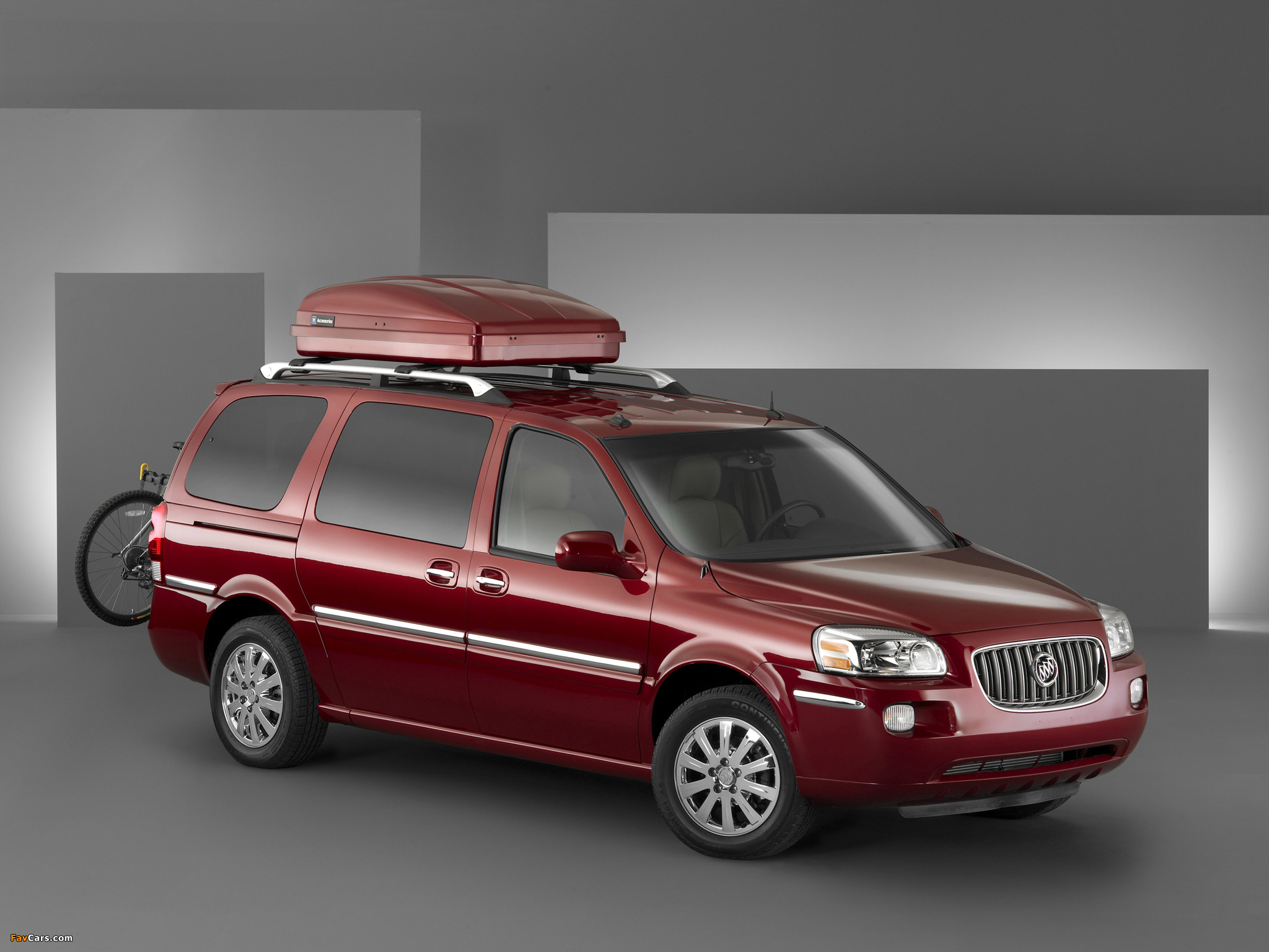 Pictures of Buick Terraza 2004–07 (2048 x 1536)