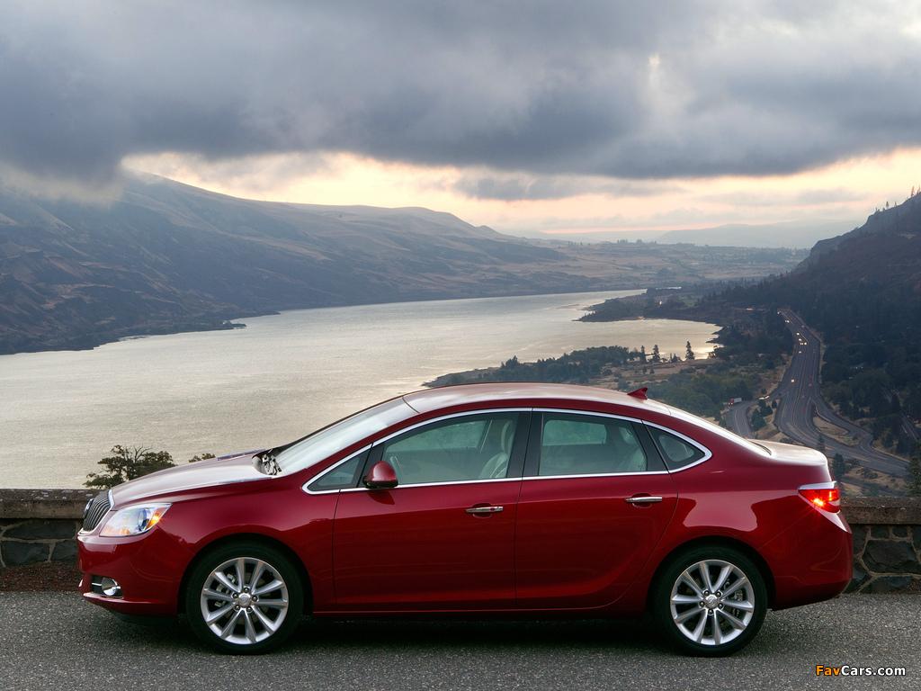 Buick Verano 2011 photos (1024 x 768)