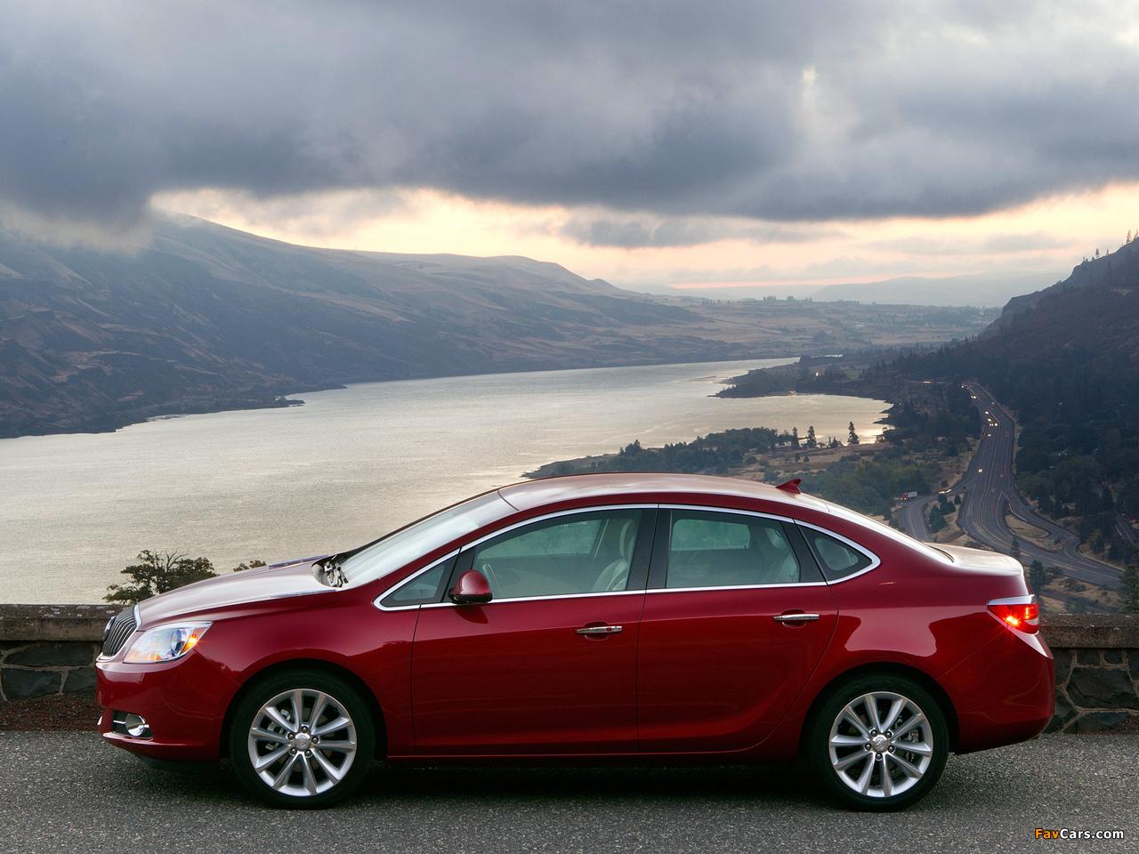 Buick Verano 2011 photos (1280 x 960)