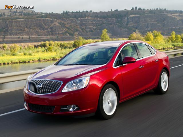 Buick Verano 2011 photos (640 x 480)