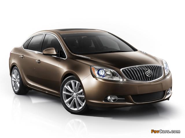 Buick Verano 2011 pictures (640 x 480)