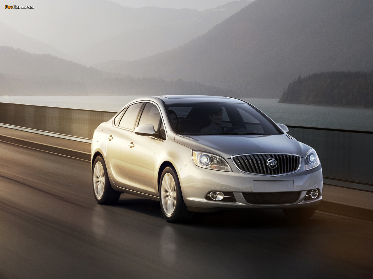 Images of Buick Verano 2011 (1280 x 960)