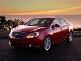 Pictures of Buick Verano 2011