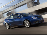 Pictures of Buick Verano Turbo 2012
