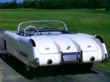 Buick Wildcat Concept Car 1953 images