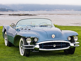 Buick Wildcat II Concept Car 1954 pictures