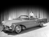 Buick Wildcat III Concept Car 1955 pictures