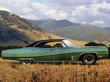 Photos of Buick Wildcat Custom 4-door Hardtop (46639) 1968