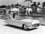 Pictures of Buick Wildcat Concept Car 1953