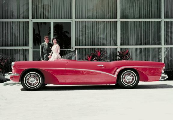 Pictures Of Buick Wildcat Iii Concept Car 1955