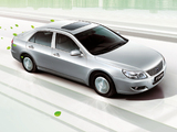 Photos of BYD F6 DM Prototype 2008
