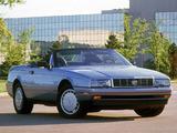 Cadillac Allanté 1987–93 images