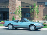 Cadillac Allanté 1987–93 photos