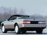 Cadillac Allanté EU-spec 1987–93 pictures