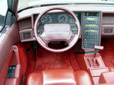 Images of Cadillac Allanté EU-spec 1987–93